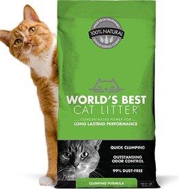 Kent Nutrition Group Inc. World's Best Cat Litter Clumping Formula 14#