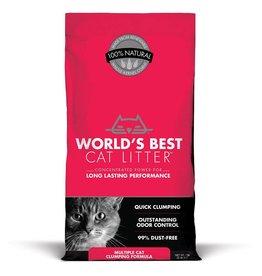 worlds best World's Best Cat Litter Multi-Cat 14#