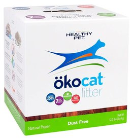 HEALTHY PET Okocat Non Clump Litter 12.3#