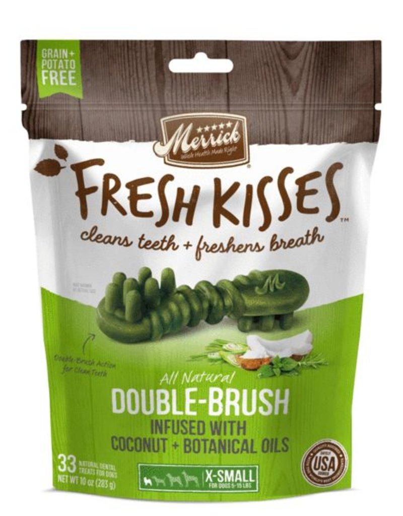 Merrick Pet Care, Inc. Merrick Fresh Kisses Coconut+Botanical Oils XS 20ct