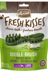 Merrick Pet Care, Inc. Merrick Fresh Kisses Coconut+Botanical Oils Large 4ct