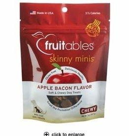 VETSCIENCE LLC / FRUITABLES Fruitables Skinny Mini's Apple & Bacon 5oz