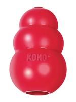 The Kong Company Kong Classic Medium Red