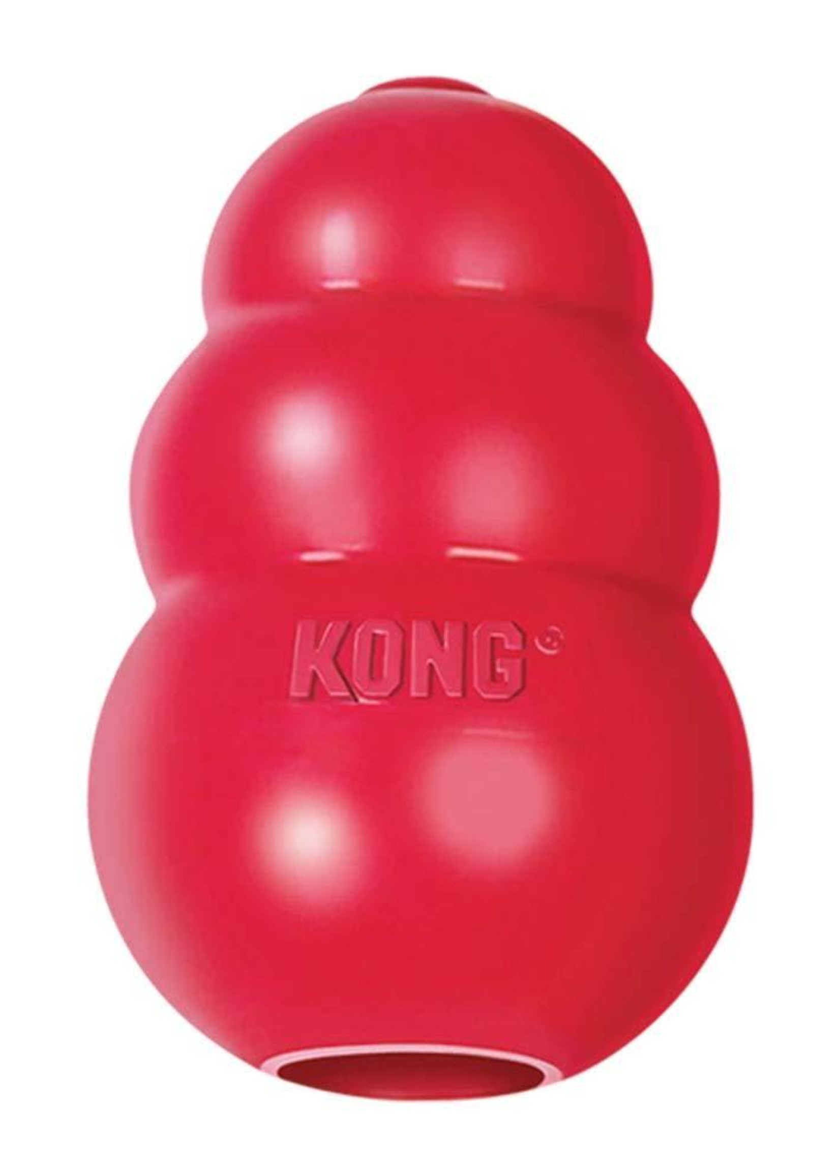 The Kong Company Kong Classic Medium Red