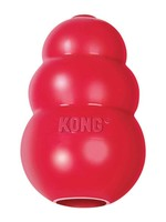 The Kong Company Kong Classic K9 Small/Petit Red