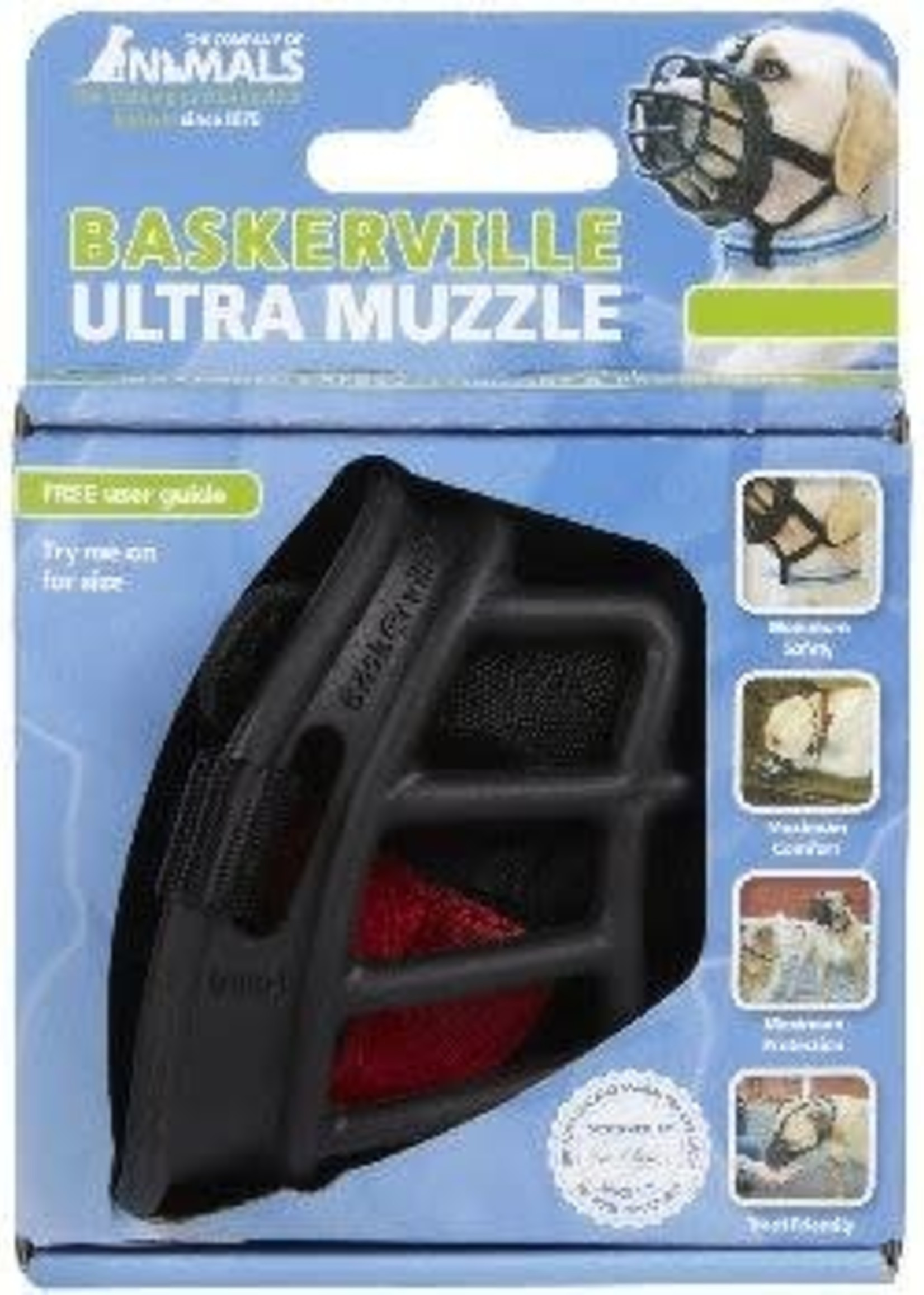 The Company of Animals BASKERVILLE ULTRA MUZZLE - 4