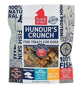 Plato Pet Treats - KDR Plato Hundur's Crunch K9 Fish Jerky Minis Treats