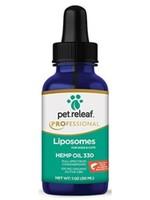 Pet Releaf Pet Releaf Pro 330mg Hemp oil (100mg CBD) Liposome