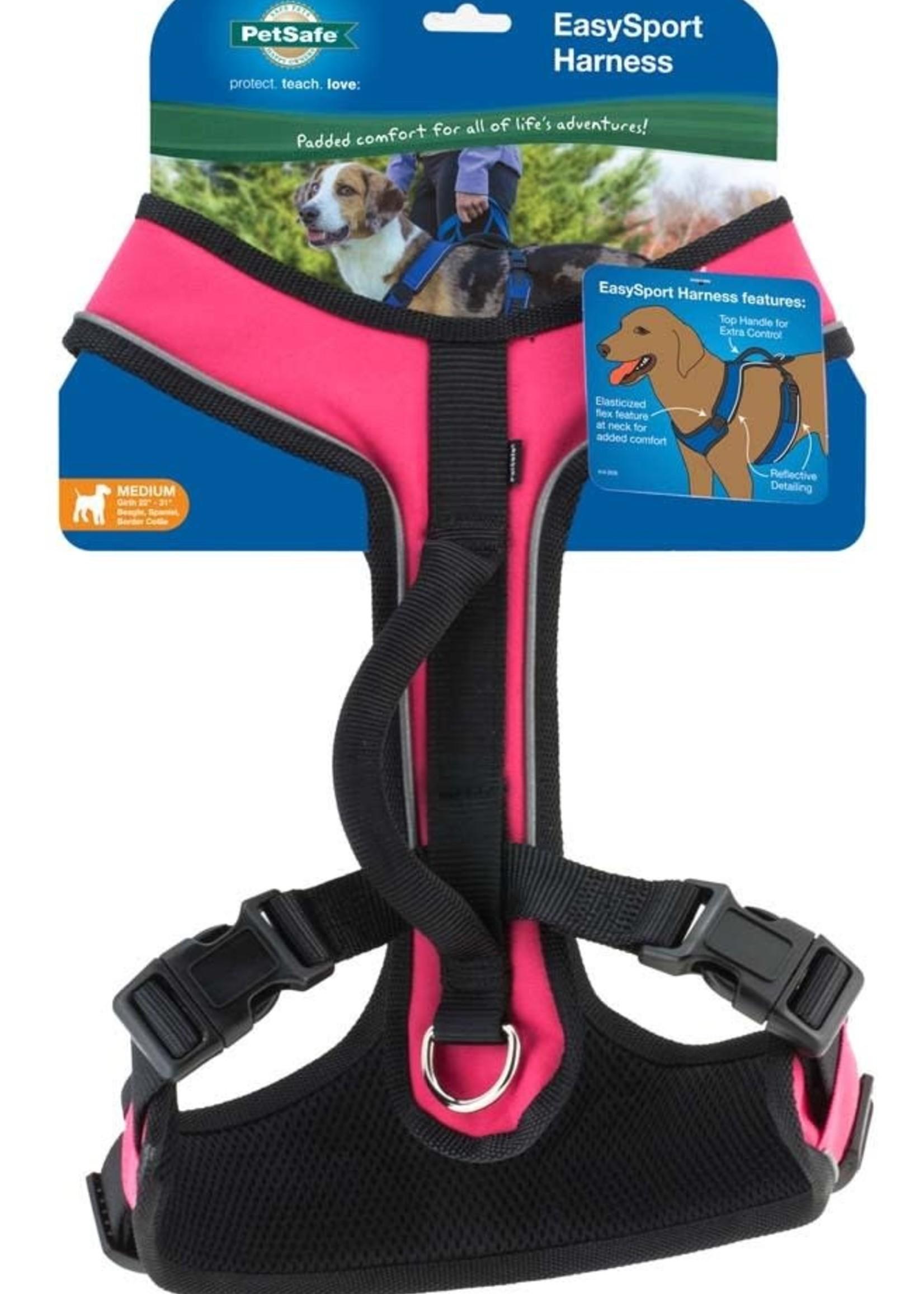 PetSafe Pet Safe Easysport Harness Pink Medium