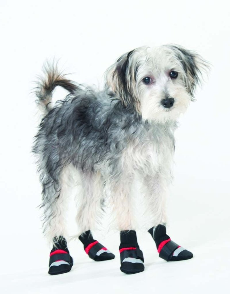 Ethical Product Inc./Fashion Pet/Lookin Good All Weather Boots Red Large