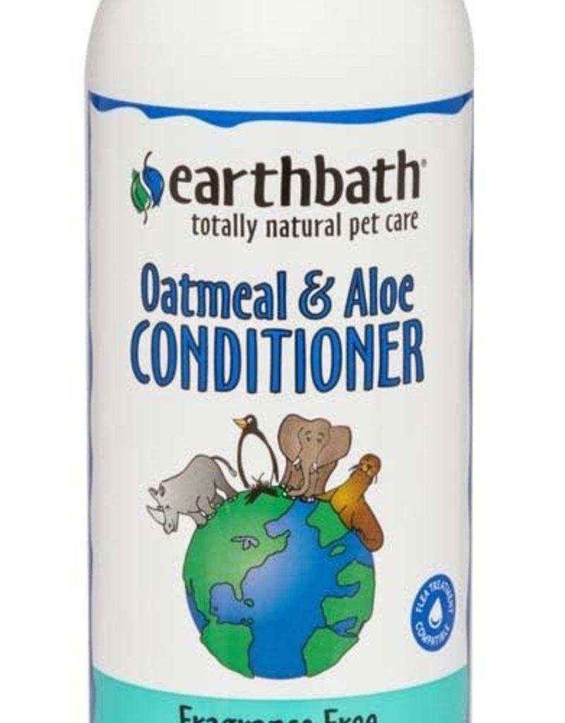 EARTHBATH/EARTHWHILE ENDEAVORS Earthbath Oatmeal & Aloe Conditioner Fragrance Free K9 16 fl oz