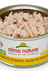 Almo Nature Almo Nature Cat Can HQS Natural Chicken Breast 2.5oz