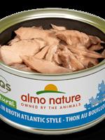 Almo Nature Almo Nature Cat Can HQS Natural Atlantic Tuna 2.5oz