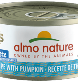 Almo Nature Almo Nature Cat Can HQS Complete Tuna with Pumpkin 2.5oz