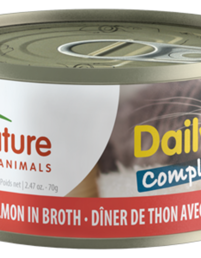 Almo Nature Almo Nature Cat Can Daily Complete Tuna with Salmon 2.4oz