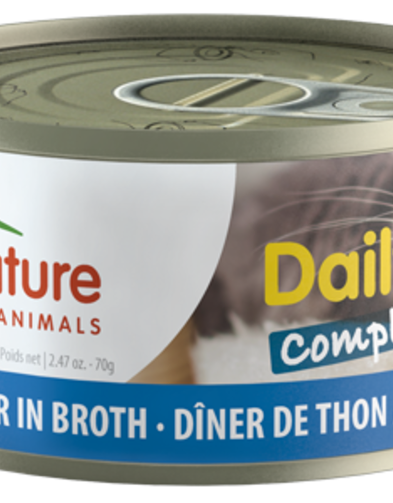 Almo Nature Almo Nature Cat Can Daily Complete Tuna in Broth 2.4oz