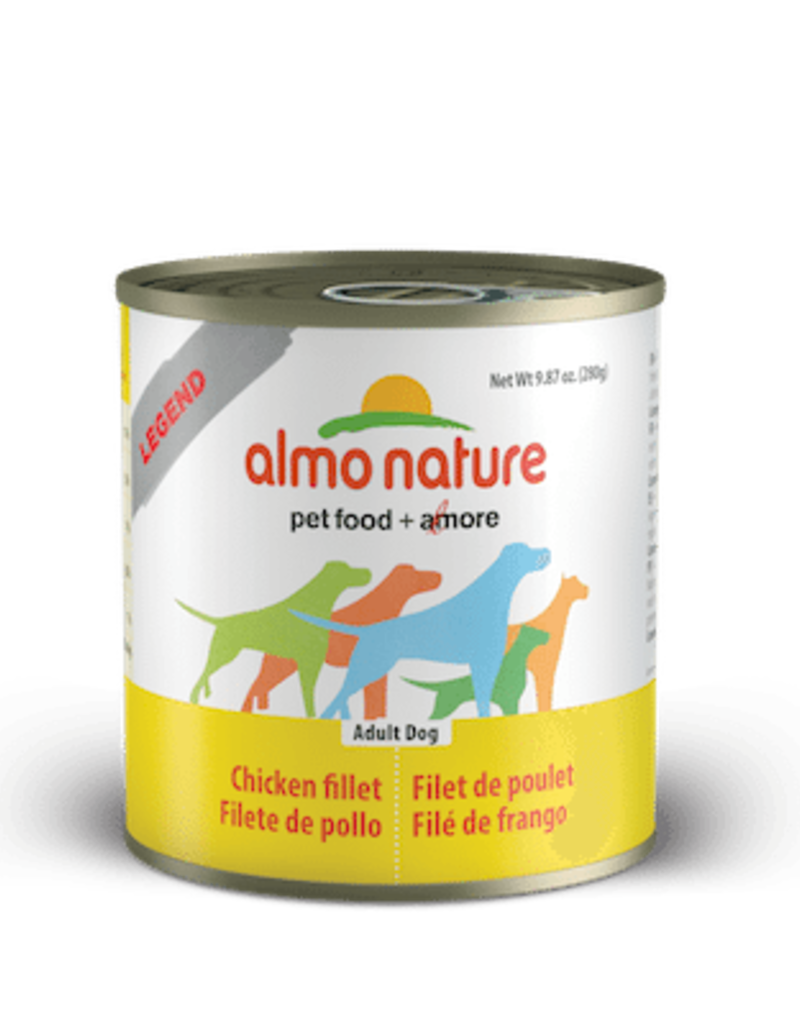 Almo Nature Almo Nature Dog Can Legend Chicken Fillet 9.87 oz