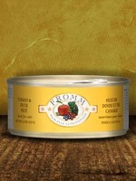 Fromm Family Foods, LLC Fromm Cat Can 4 Star Turkey and Duck Pate 5.5 oz