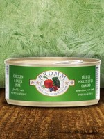 Fromm Family Foods, LLC Fromm Cat Can 4 Star Chicken and Duck Pate 5.5 oz