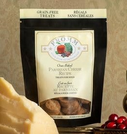 Fromm Family Foods, LLC Fromm Dog Biscuit 4 Star Grain Free Parmesan Cheese 8 oz