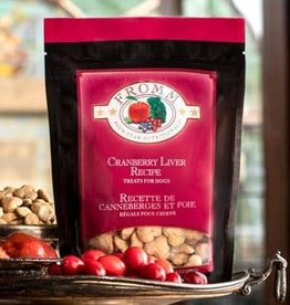 Fromm Family Foods, LLC Fromm Dog Biscuit 4 Star Low-Fat Cranberry Liver 6 oz