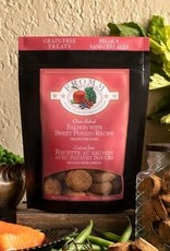 Fromm Family Foods, LLC Fromm Dog Biscuit 4 Star Grain Free Salmon and Sweet Potato 8 oz