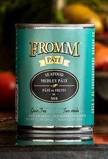 Fromm Family Foods, LLC Fromm Dog Can Pate Seafood Medley 12.2 oz