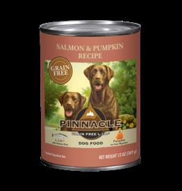 Pinnacle by Breeder's Choice Pinnacle Dog Can Salmon and Pumpkin 13 oz