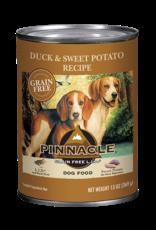 Pinnacle by Breeder's Choice Pinnacle Dog Can Duck and Sweet Potato 13 oz
