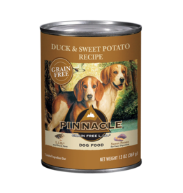 Pinnacle by Breeder's Choice Pinnacle Dog Can Duck and Sweet Potato 13 oz