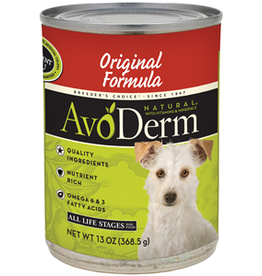 AvoDerm by Breeder's Choice AvoDerm Dog Can Original Formula 13.2 oz
