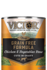 Victor/Mid America Pet Victor Dog Can Stew Chicken and Vegetables 13 oz