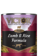 Victor/Mid America Pet Victor Dog Can Pate Lamb and Rice 13 oz
