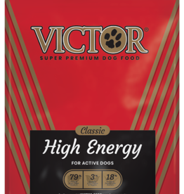 Victor/Mid America Pet Victor Dog Dry Classic High Energy 50 lbs