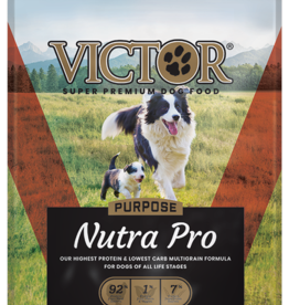 Victor/Mid America Pet Victor Dog Dry Purpose Nutra Pro 30 lbs