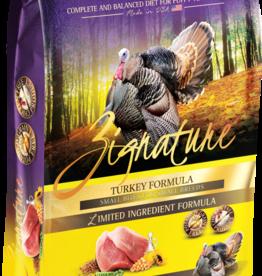Zignature Zignature Dog Dry Turkey Small Bites 13.5 lbs
