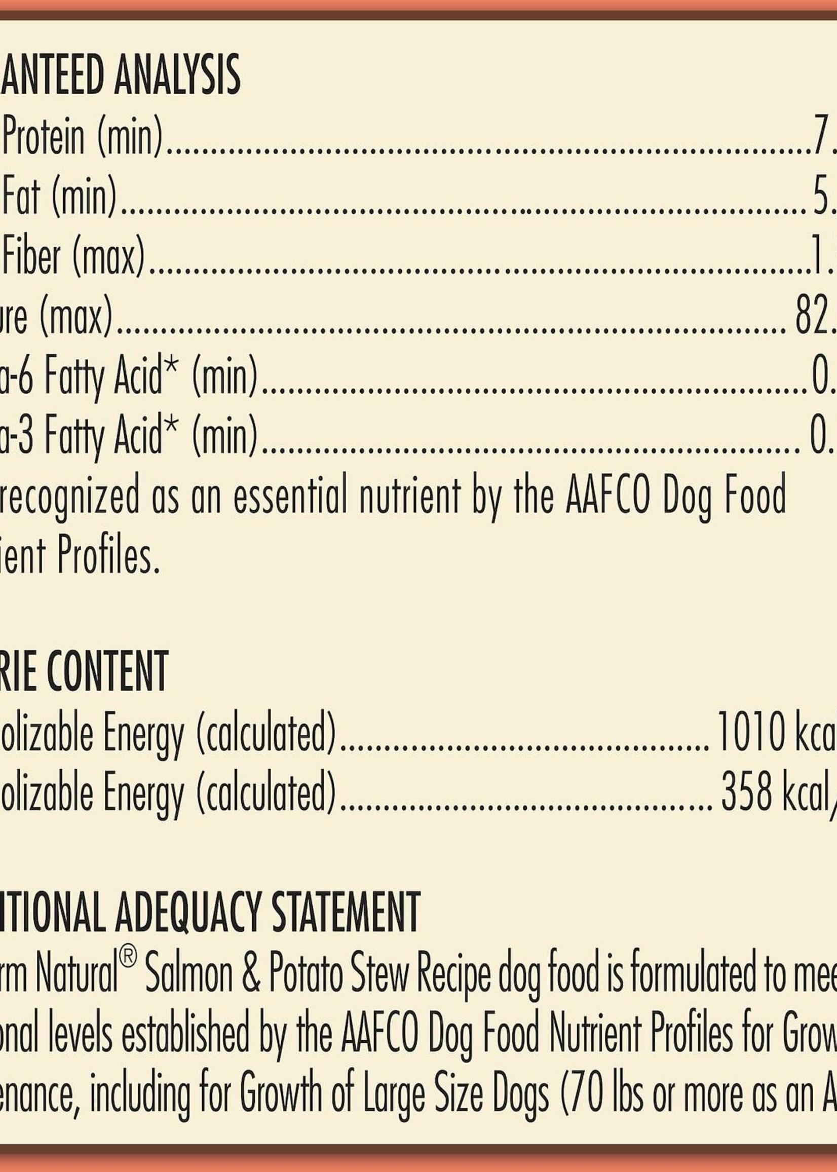 AvoDerm by Breeder's Choice AvoDerm Dog Can Salmon and Potato Stew 12.5 oz