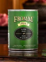 Fromm Family Foods, LLC Fromm Dog Can Pate Lamb 12.2 oz