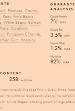 Fromm Family Foods, LLC Fromm Dog Can 4 Star Shredded Pork in Gravy 12 oz