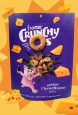 Fromm Family Foods, LLC Fromm Dog Biscuit Crunchy O's Smokin' CheesePlosions 6 oz