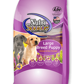 Tuffy's Pet Foods Inc./NutriSource NutriSource Dog Dry Puppy Large Breed 30 lbs