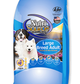 NutriSource NutriSource Dog Dry Chicken and Rice Large Breed 30 lbs