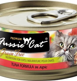 Fussie Cat Fussie Cat Can Premium Tuna In Aspic 2.8 oz