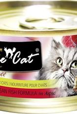 Fussie Cat Fussie Cat Can Premium Tuna with Ocean Fish 2.8 oz