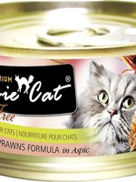 Fussie Cat Fussie Cat Can Premium Tuna with Prawns Fel 2.8 oz
