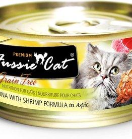 Fussie Cat Fussie Cat Can Premium Tuna with Shrimp 2.8 oz