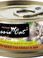 Fussie Cat Fussie Cat Can Premium Tuna with Smoked Tuna 2.8 oz