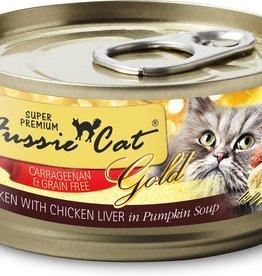 Fussie Cat Fussie Cat Can Super Premium Chicken with Liver 2.8 oz