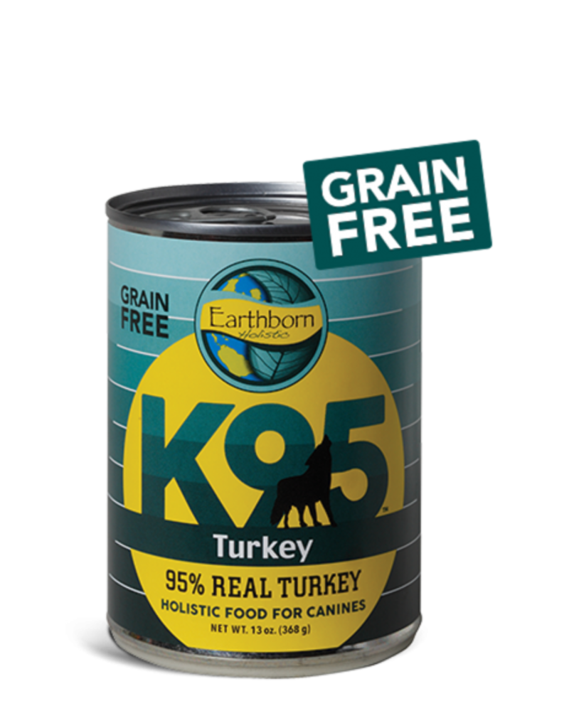 Earthborn by Midwestern Pet Earthborn Dog Can K95 Turkey 13 oz
