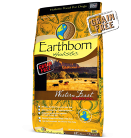 Midwestern Pet Earthborn Dog Dry Holistic Western Feast 28 lbs